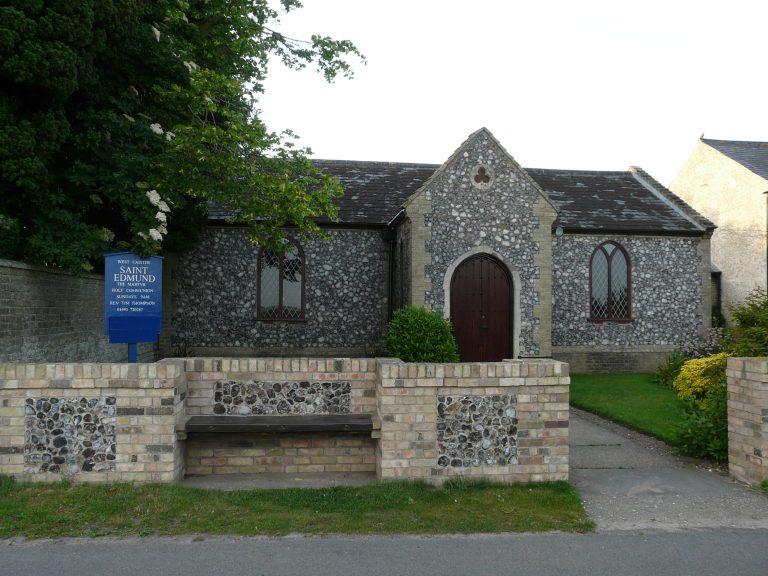 St Edmund's, West Caister