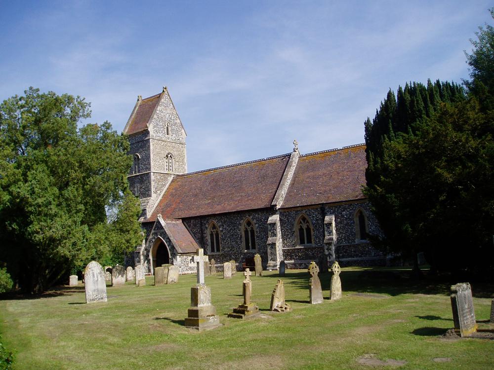St Ethelbert, Wretham