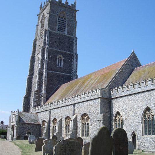 Winterton Holy Trinity and All Saints